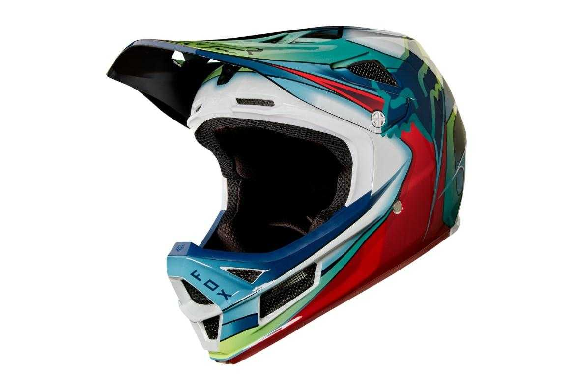 Fox Rampage Pro Carbon Kustom Full Face Helmet