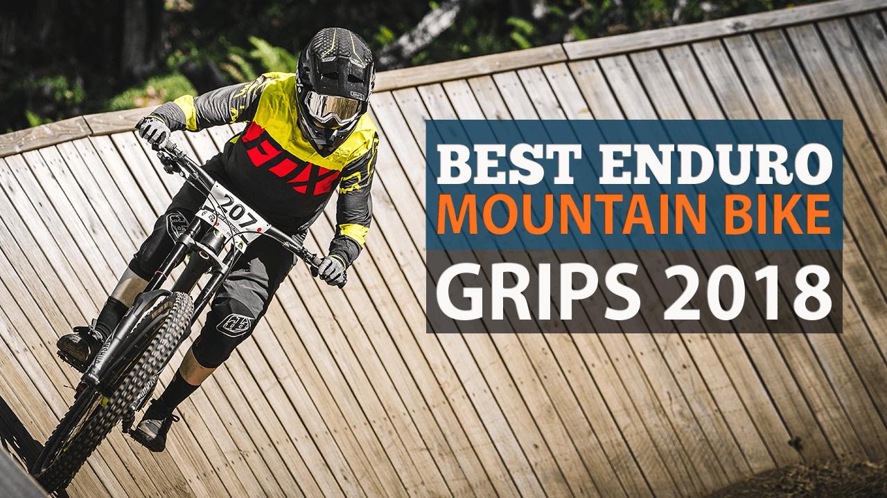 d529a914613 The Best Enduro Mountain Bike Grips - RADNUT MTB