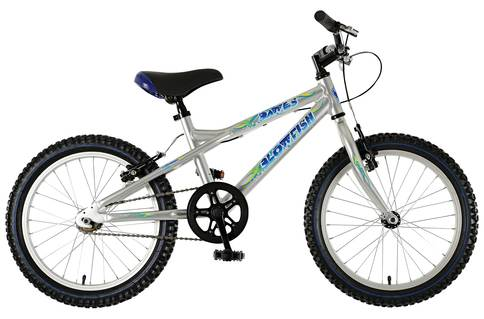 Dawes Blowfish 18inch 2015 Kids Bike Silver Blue EV224935 7500 1_Thumbnail