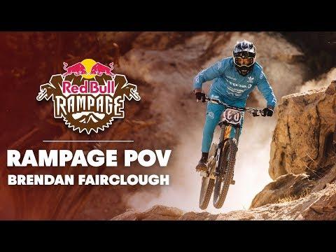 Prepare for Takeoff   Brendan Fairclough POV Red Bull Rampage 2018