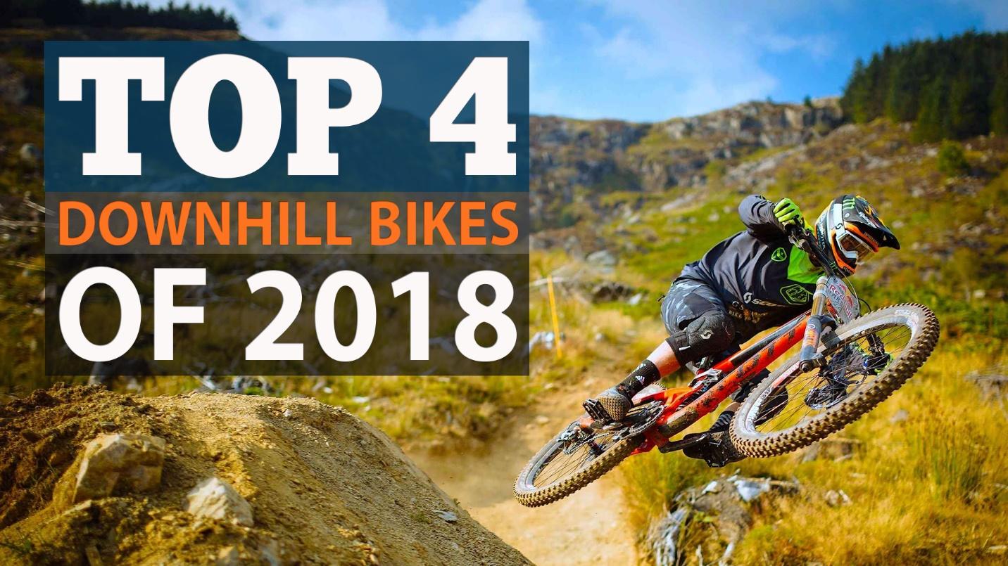 0a4f2710ed4 Top 4 Best Downhill Bikes Of 2018 - RADNUT MTB