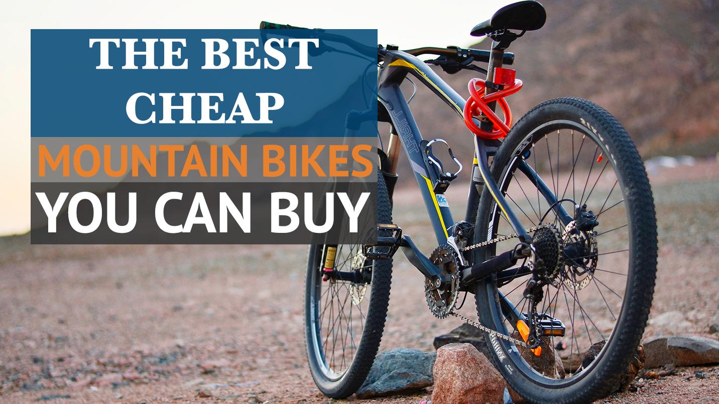 56681a867b1 The Best Cheap Mountain Bikes - RADNUT MTB